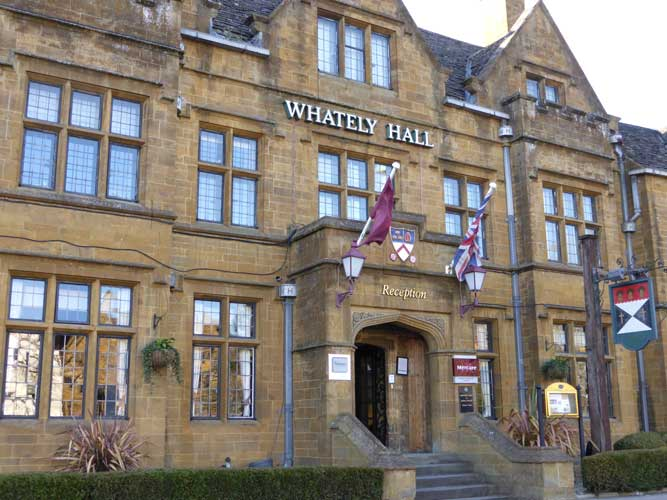 Whately Hall