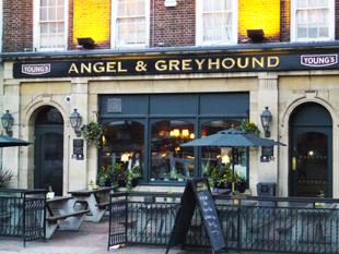 2♣- Angel Greyhound