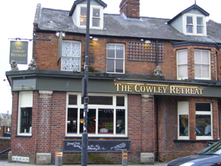 Q♣ - The Cowley Retreat