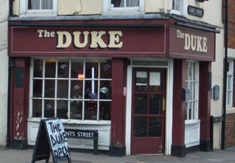 8♣ - The Duke of Edinburgh