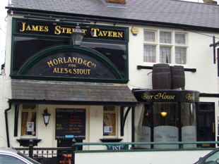 K♣ - James Street Tavern