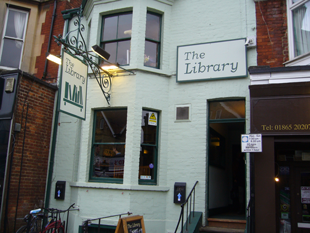 A♣- The Library