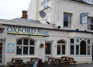 4♣ - The Oxford Blue