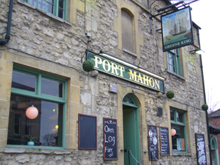 7♣ - Port Mohon