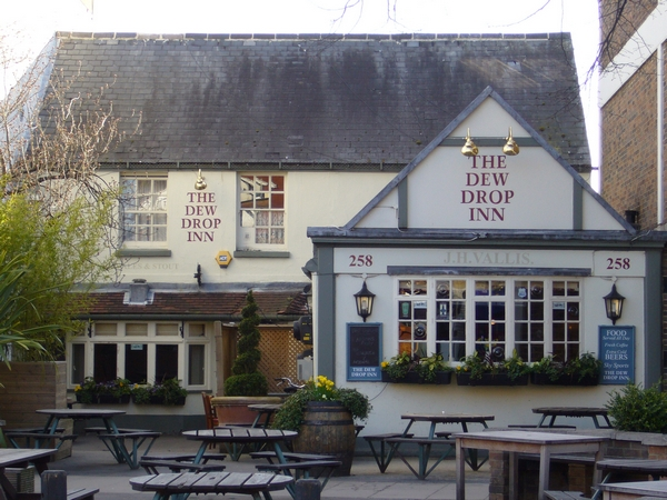 2. The Dew Drop - Banbury Road