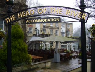 10♠ - The Head of the River
