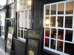 3♠ - The Chequers