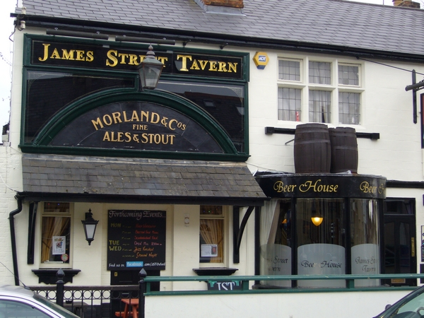 13. James Street Tavern - Cowley Road (James Street)