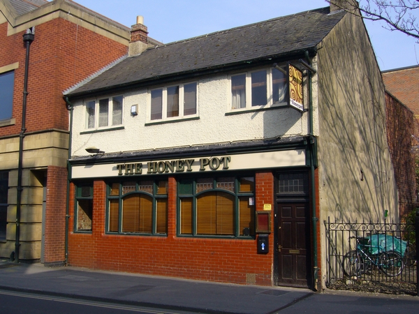 25. The Honey Pot - Oxpens Road