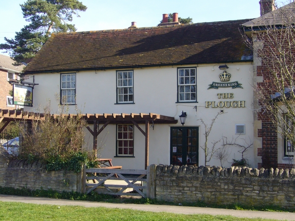 1. The Plough - Wolvercote