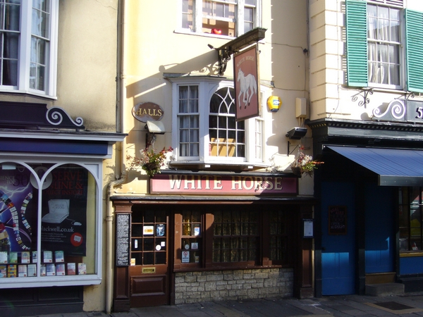 8. White Horse - Broad Street